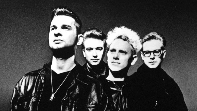The Stigma of Synth: My Secret Life with Depeche Mode