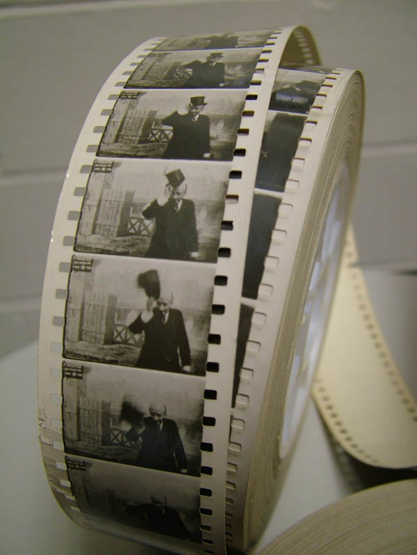 How the Library of Congress Preserves Exploding, Shrinking Film Forever