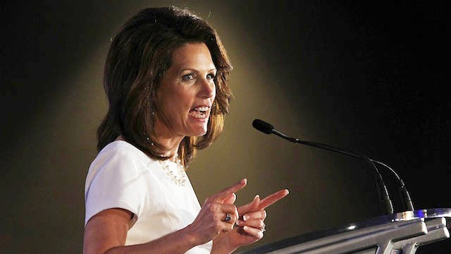Bachmann Doesn't Accept Chris Wallace's Apology
