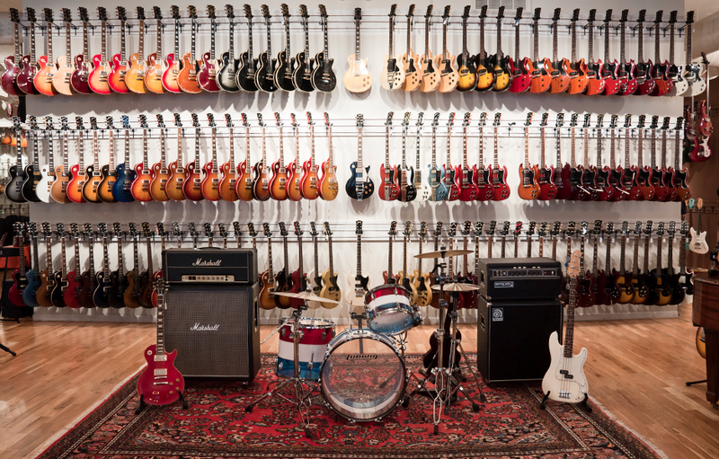 What's Your Guitar Collection Like?