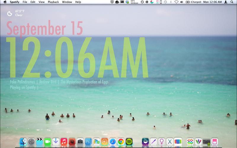 The iOS 7 Desktop