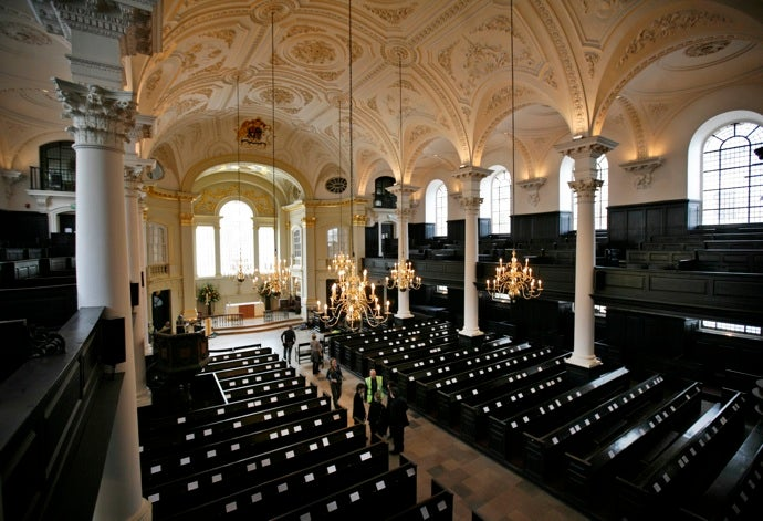 London's First Atheist Church Opens Tomorrow