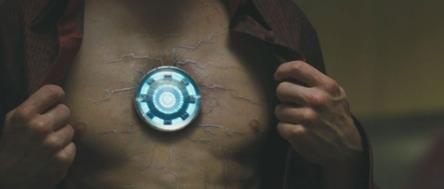 How Iron Man's Arc Reactor (Probably) Works