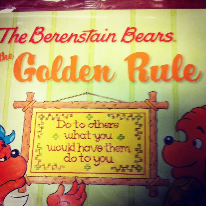 Chick-fil-A Replaces Jim Henson Toys with Berenstain Bears Books that Promote the Golden Rule