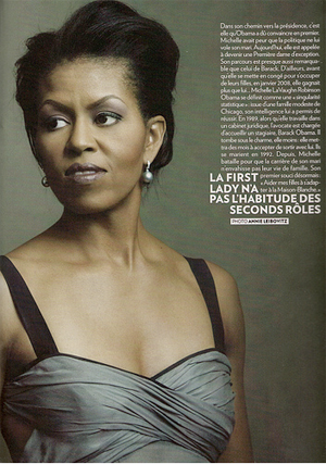 Michelle Obama To Grace March Cover Of Vogue