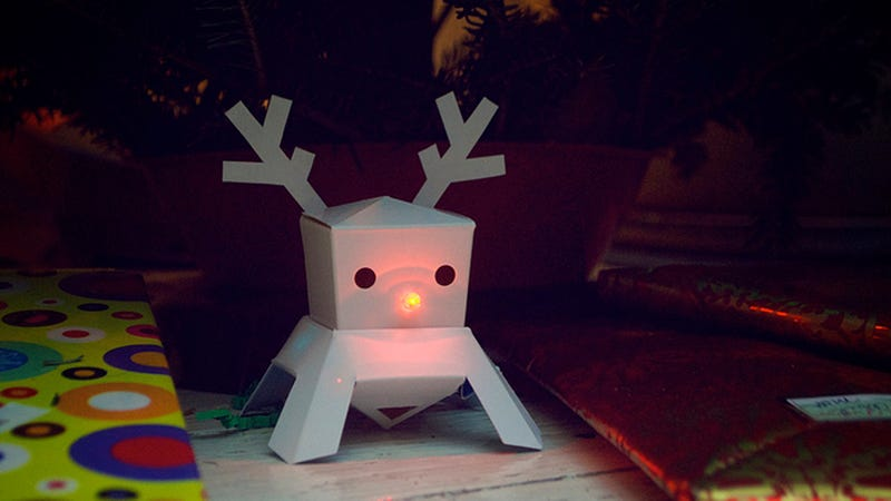 Make Your Own Reindeer Lunar Module