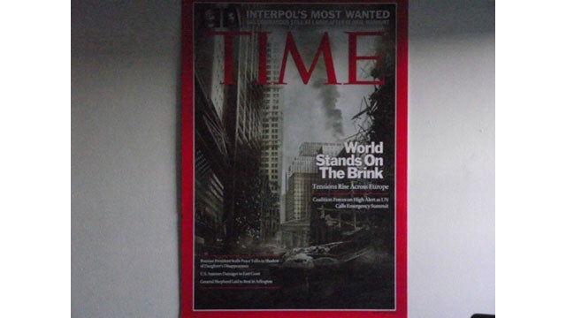Time Magazine's First Official Game Tie-In is for...Modern Warfare 3