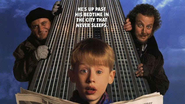 Twenty Years Later, Home Alone 2: Lost in New York Is the Most Inadvertently Honest Christmas Movie of All Time