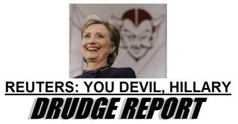 Hillary Bakes With the Devil In the Pale Moon Light