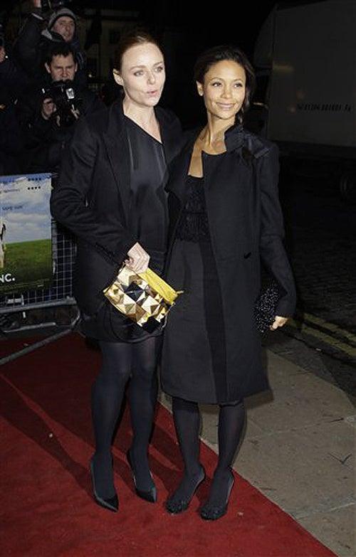 Stella & Thandie: Black Is The New Black