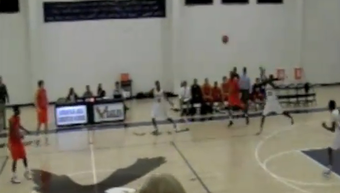 HS Team Lives By The Three-Quarter Court Shot Dies By The Three-Quarter Court Shot