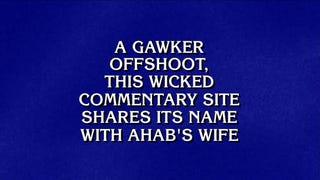 Jezebel Is Super Famous Now Thanks to <em>Jeopardy</em>
