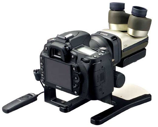 Nikon's Fabre Photo EX DSLR Stereoscopic Microscope Blows Things Up