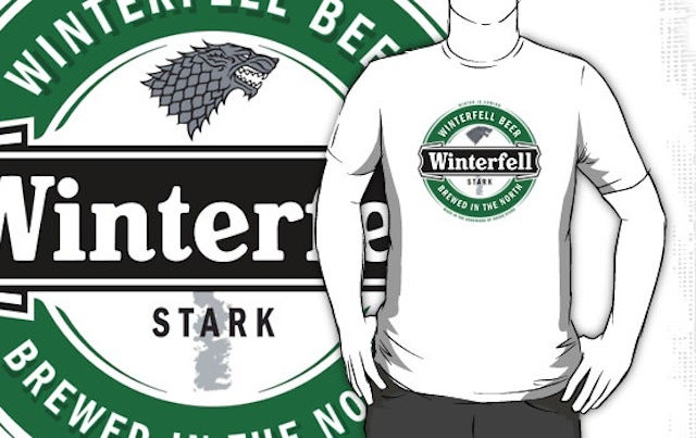 If Game of Thrones' Warring Houses Were Beer Brands