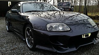 Is This Ridiculously Cheap Toyota Supra Worth Saving?