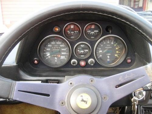 Ferrari 308 GTSi Interior