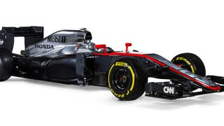 The 2015 McLaren Honda Is A Throwback To When F1 Cars Wer