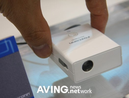 Foxconn Rolls Out the Latest Pico Projector Prototype