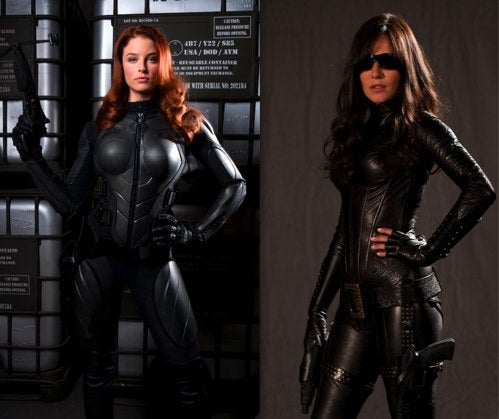 The Leather-Clad Ladies Of GI Joe Talk About Their Superhero Dreams