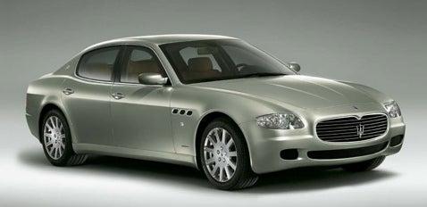 Maserati Recalls Australian Quattroportes
