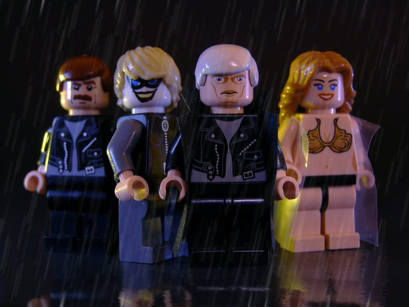 Behold, Blade Runner à la LEGO