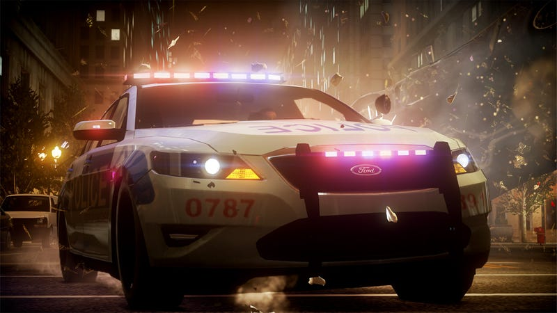 Need For Speed: The Run Is Mostly Not Running