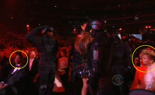 The Look Of Music: Faces Of The Grammy Awards