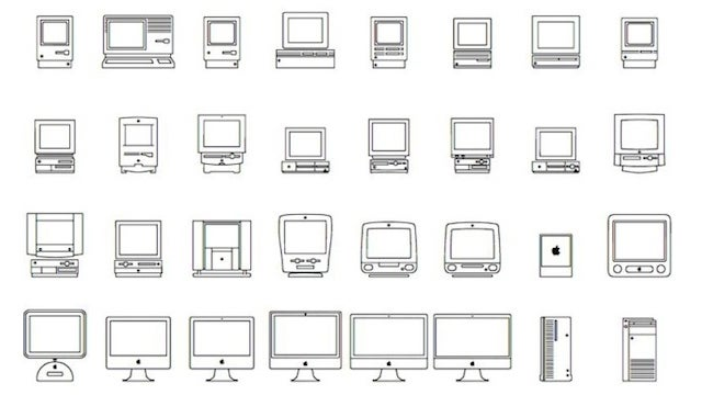 Good Luck Writing a Letter With This 30th Anniversary Mac Font