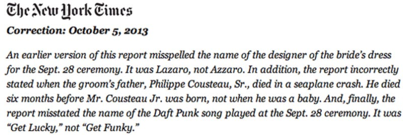 New York Times Still Not Funky Enough for Daft Pink