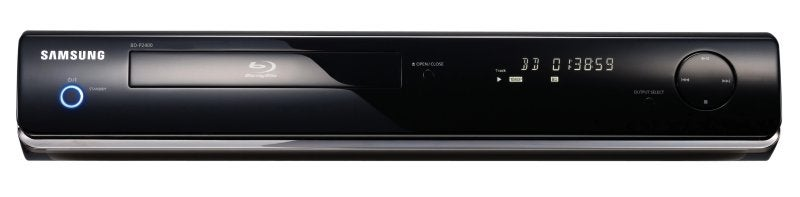 Samsung's Next Gen Blu-ray BD-P1400 and BD-2400