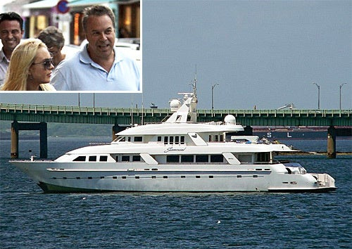 Florida Senate Candidate Jeff Greene and His Reef-Destroying, Vomit-Caked Party Yacht