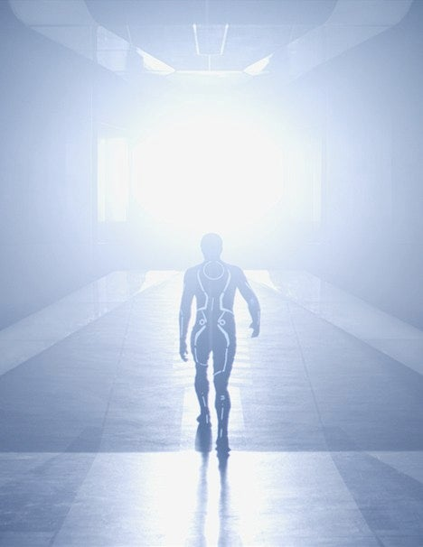 New Tron Legacy Picture Looks Like The Cyber-Rapture