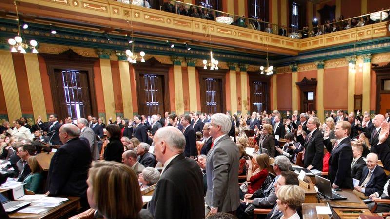 Michigan Senate Passes Gigantic Monster Anti-Choice Bill