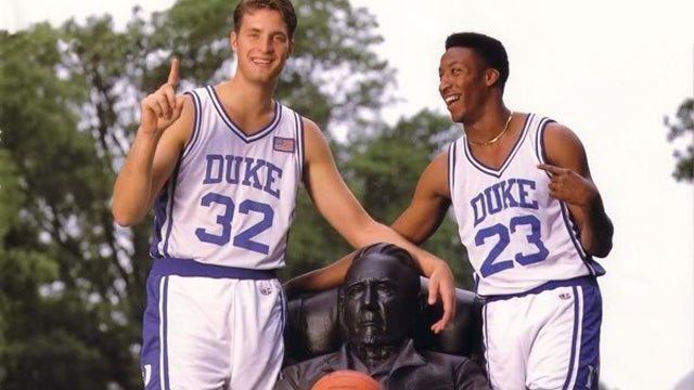 Is There Anyone Who's NOT Suing Christian Laettner And Brian Davis?
