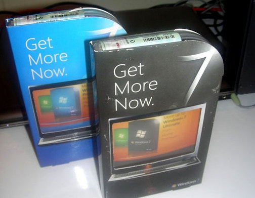 Windows 7 Anytime Upgrade Retail Packaging Is a Waste