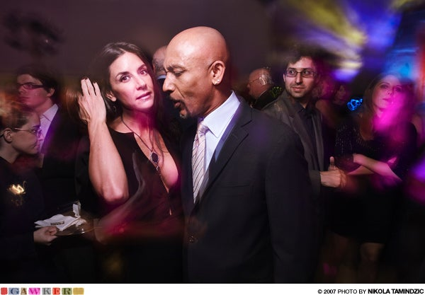 What Could Montel Williams Be Looking At?