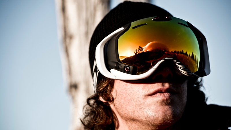 Oakley's Heads-Up Display Ski Goggles Get a Better Battery