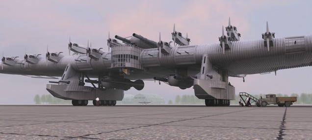 D�nyan�n En B�y�k U�a�� - Antonov An-225