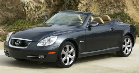 2008 Lexus SC 430 Pebble Beach Edition