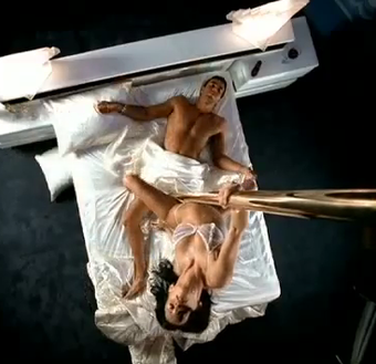 Banned for Excess Sexiness, Long-Lost Enrique Iglesias Video Features Stripper Pole Phallus