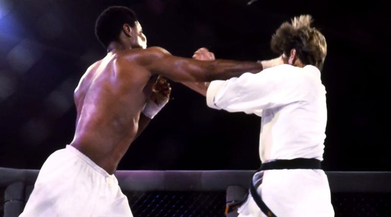 Meet Fred Ettish, The Folk Hero Of UFC 2