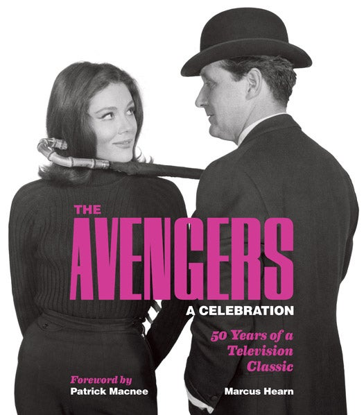 The Avengers was the ultimate in space-age cool
