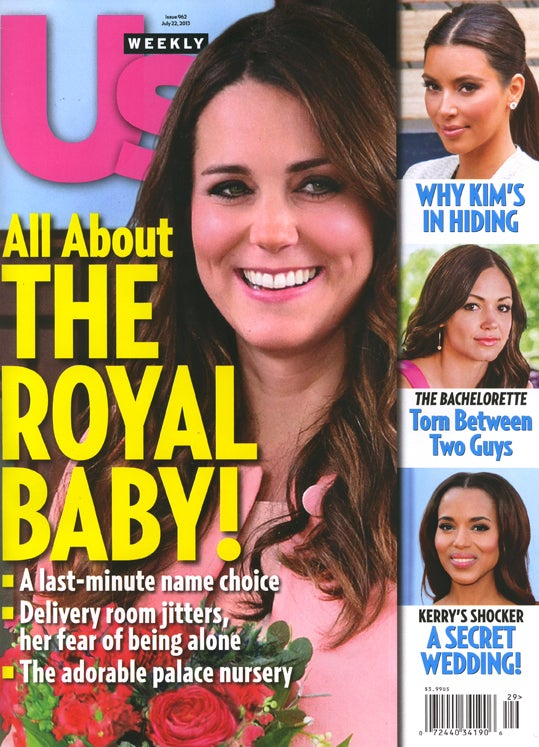 This Week in Tabloids: Kids Born Same Day as Royal Baby Get a Penny