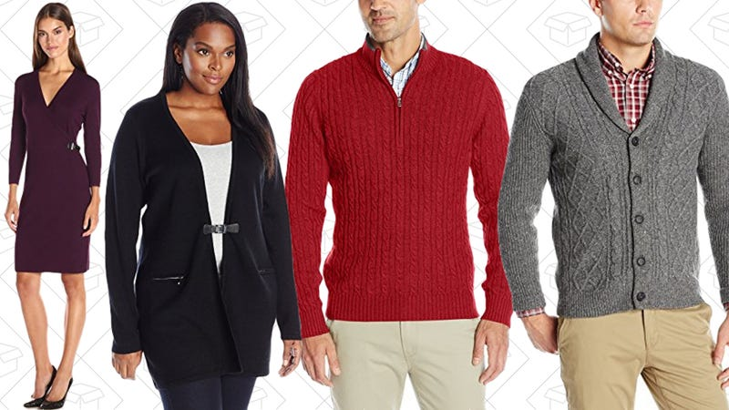 Everyone Gets a Sweater With This Huge Sale from Amazon