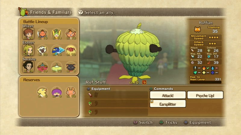 One Simple Ni no Kuni Tip To Help You Catch 'Em All