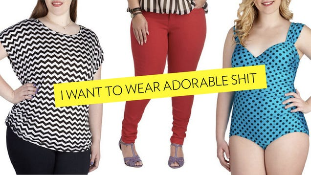 Plus Size Cute Clothing We Want Cute Plus Size Clothes