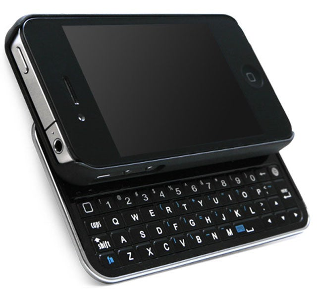 Keyboard Buddy: Make Your iPhone 4 the QWERTY Slider You Always Wanted