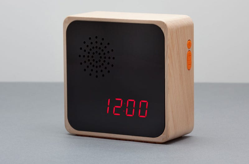 This Is the Zen Garden of Alarm Clocks