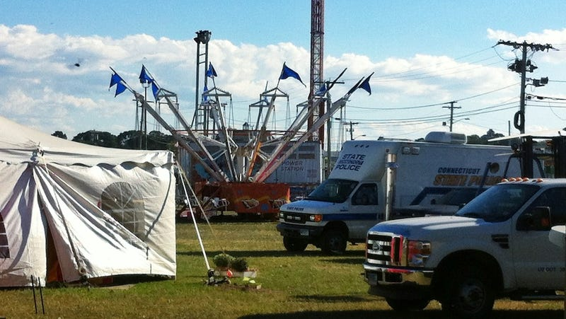 13 Children Injured in Connecticut Carnival Ride Accident