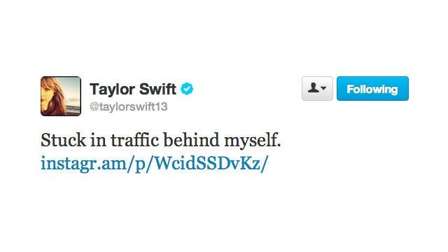 Taylor Swift Has #taylorswiftproblems